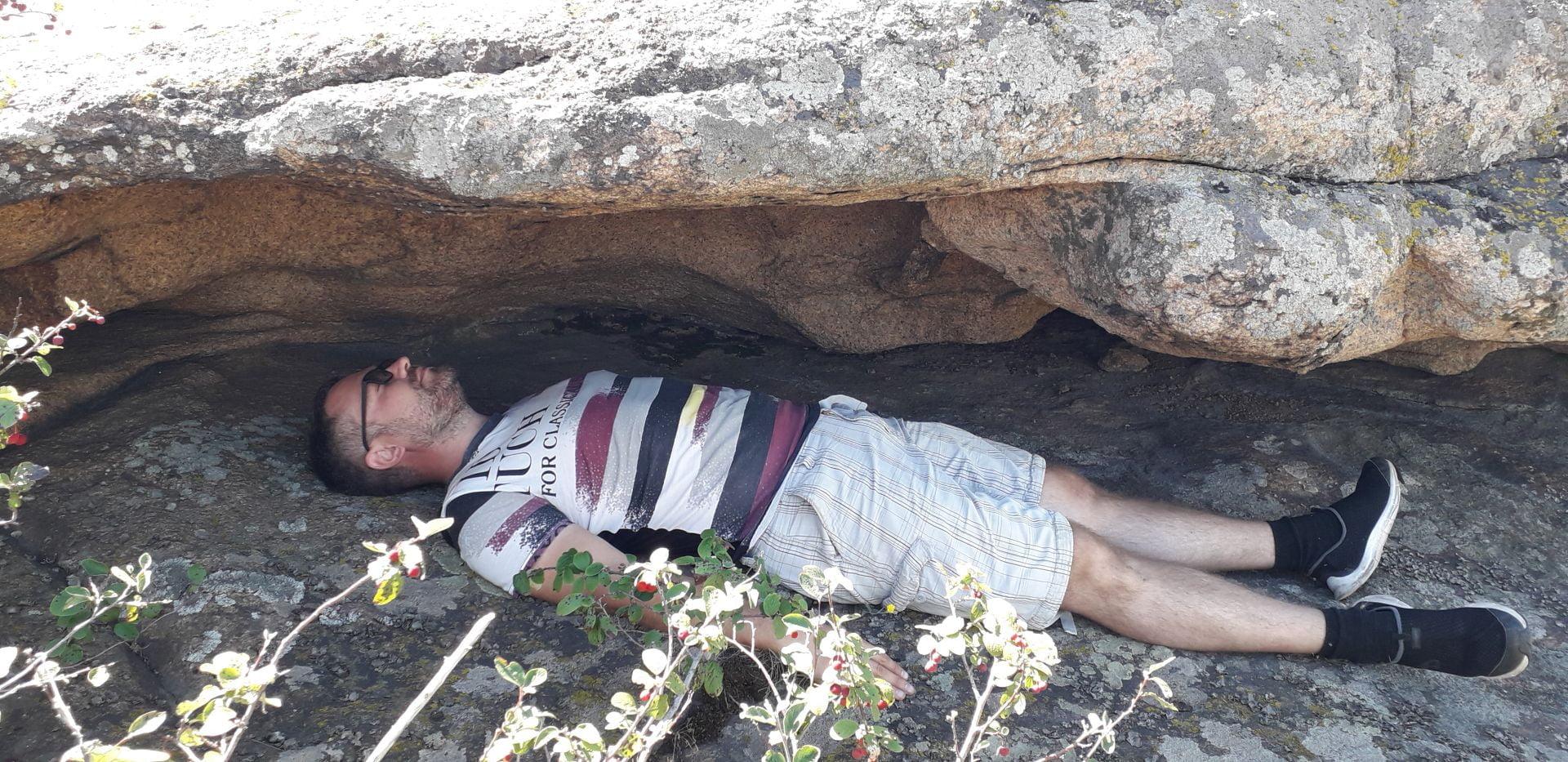 Заповедник Каменные Могилы