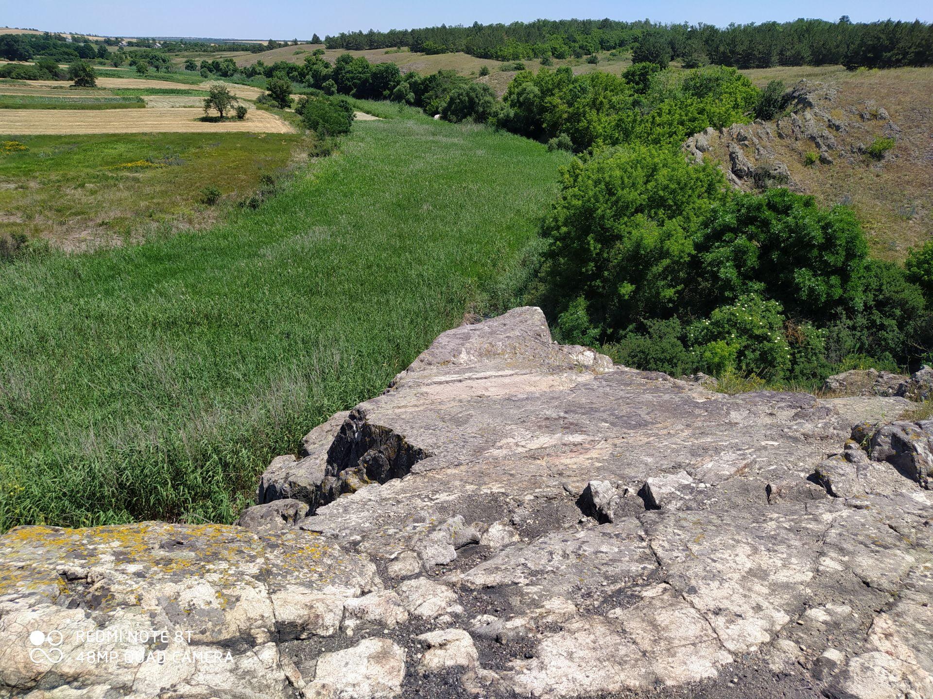 Древние святилища Николаевки