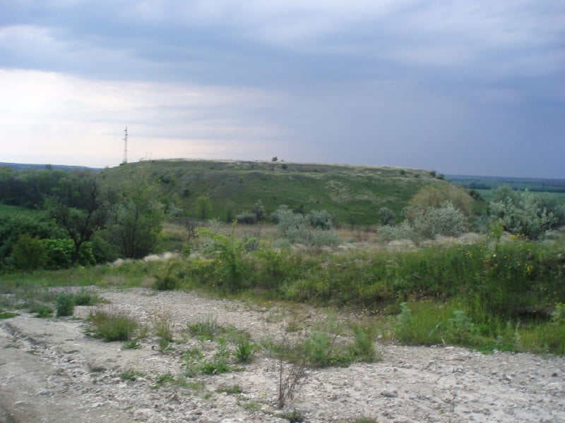 Гора «Савур-могила»
