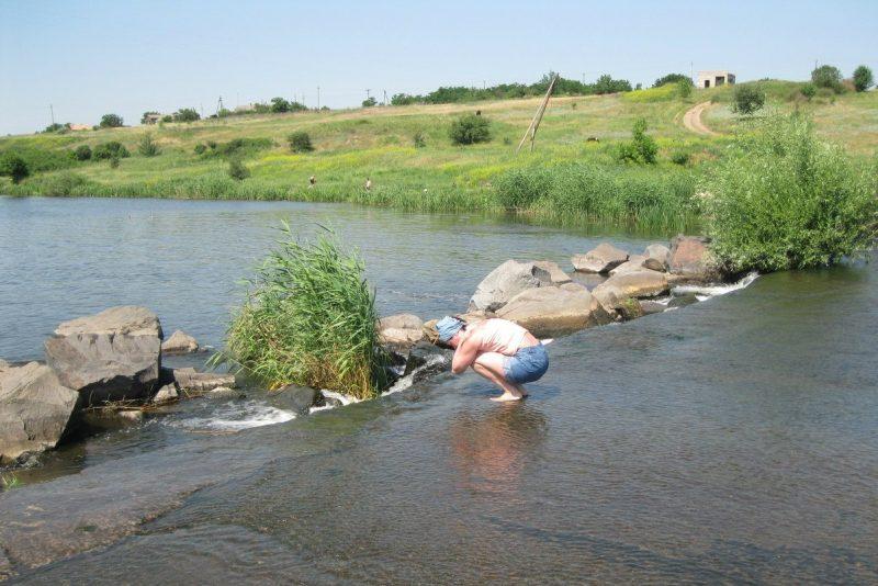 недайвода водяной мост