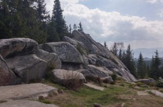 Писаный Камень