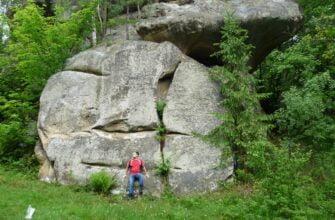 Древнее святилище - Терношорская Лада