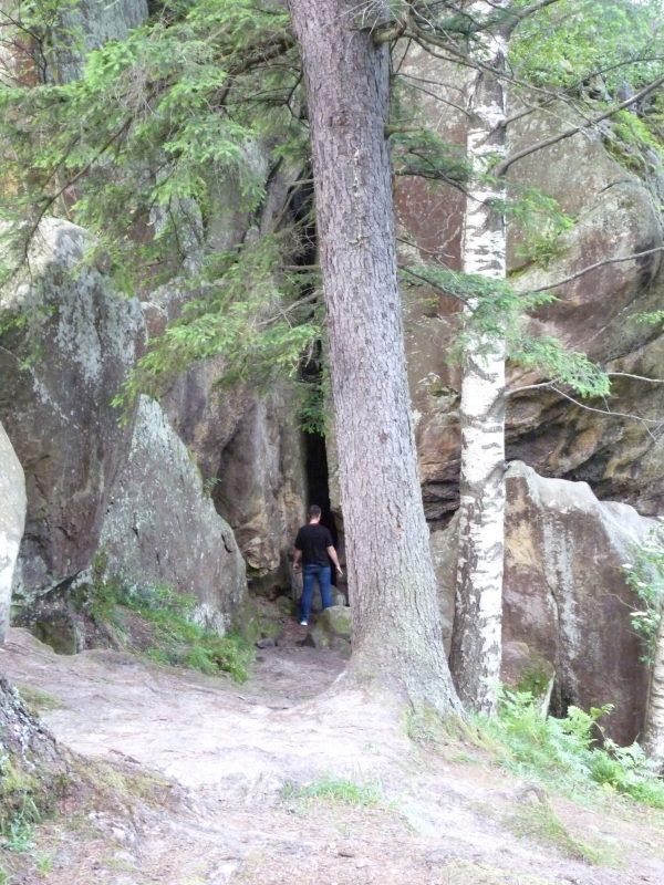 Древнее святилище Терношорская Лада