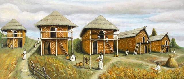 Заповедник Каменная Могила - святилище Шумеров