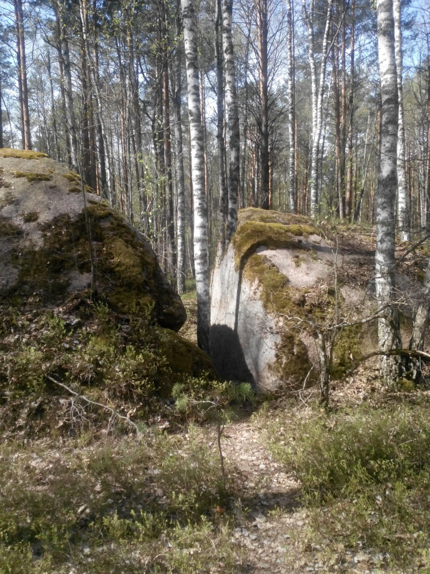 каменное село фото