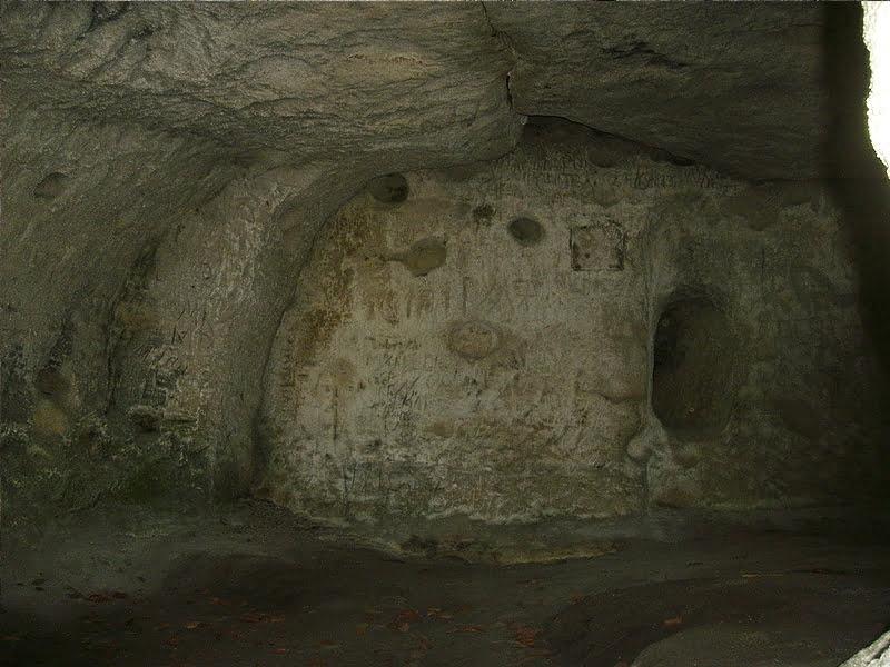 святилище богини в илове