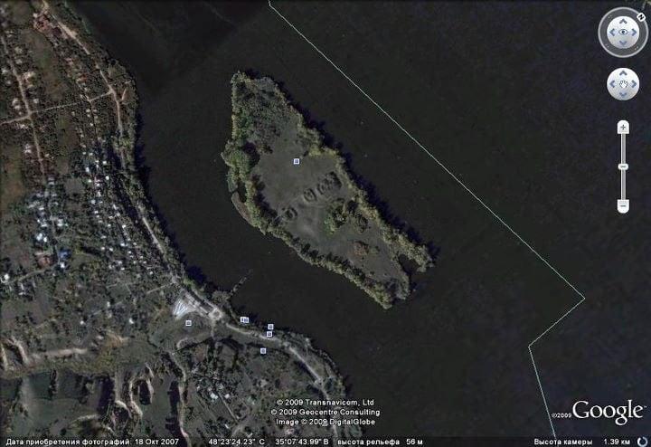 Кодацкий остров (Кой-Даг)