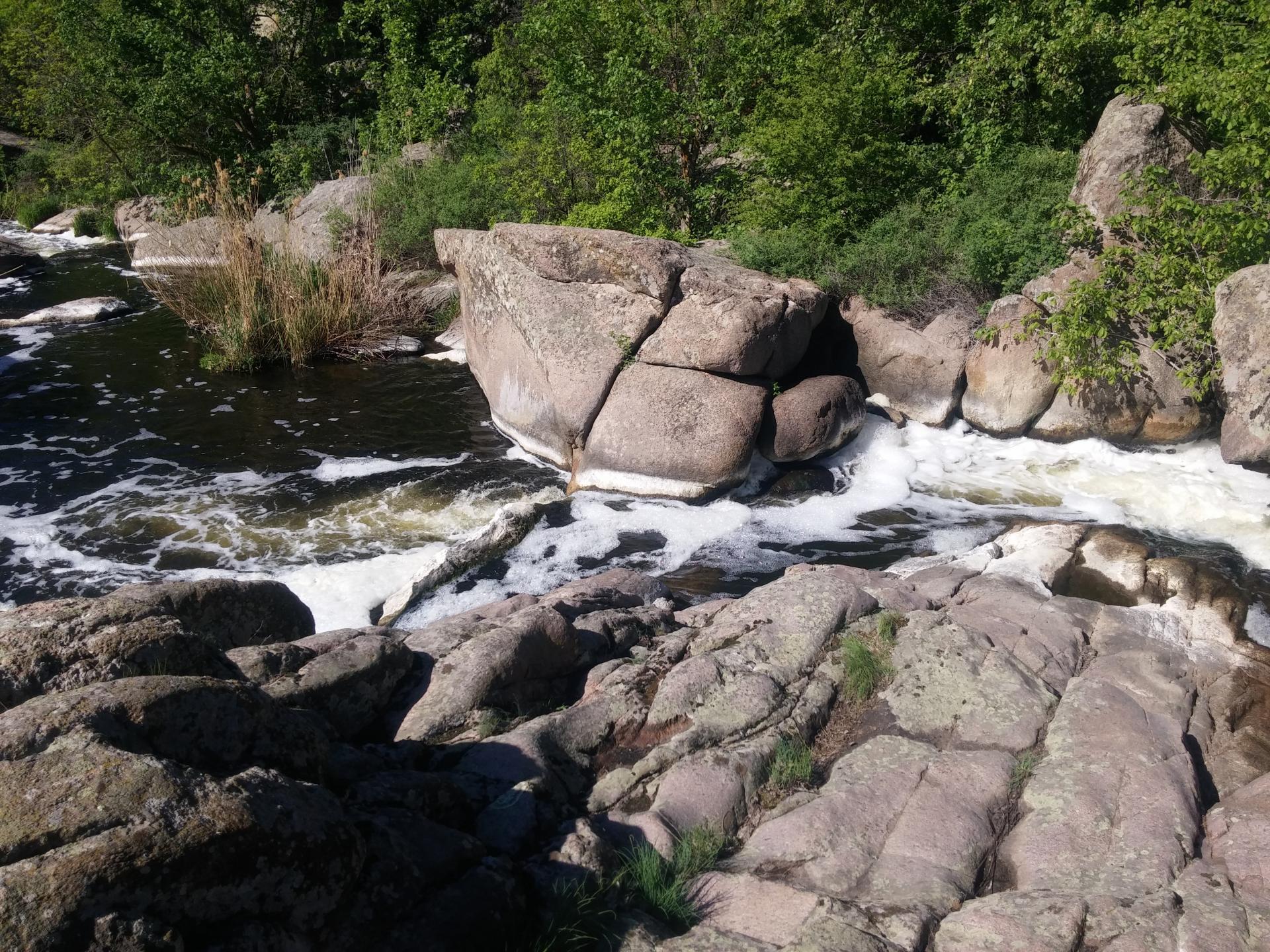 река мертвовод