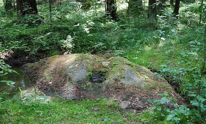 Веледниковский камень