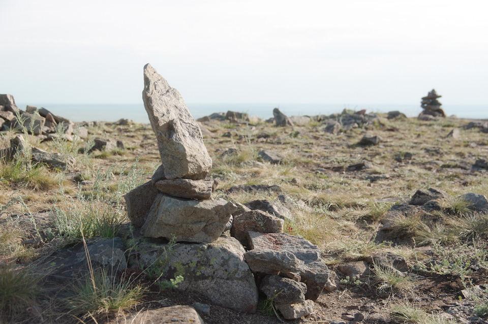 Аркаим - древний город Богов, храм Солнца