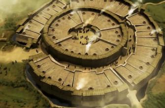 Аркаим - древний город богов