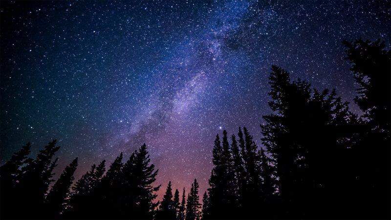 Курганы - проекция звездного действия