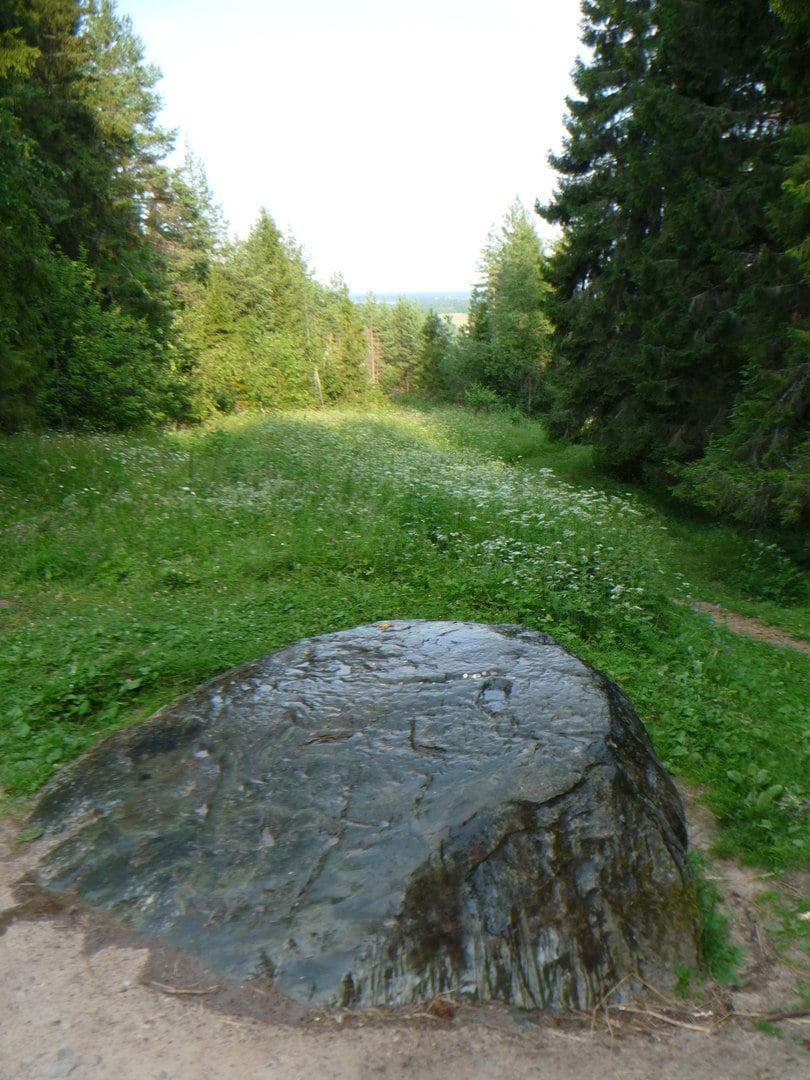 камень мары