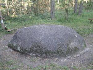 Камни Серафима Саровского