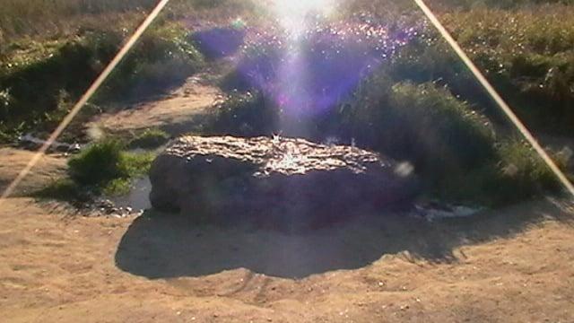 Синь Камень на берегуПлещеева Озера
