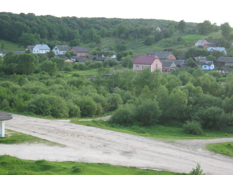 Городище Белых Хорватов