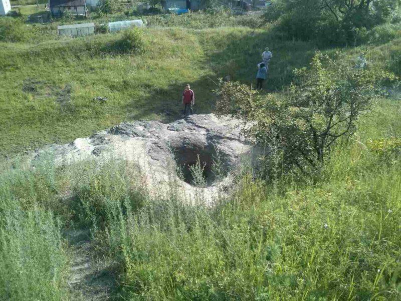 пещеры белых хорватов