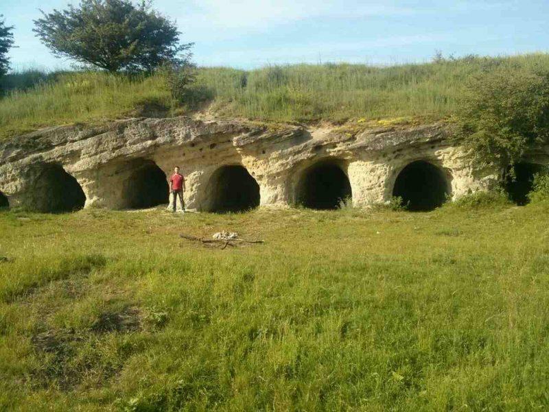 Семь пещер белых хорватов