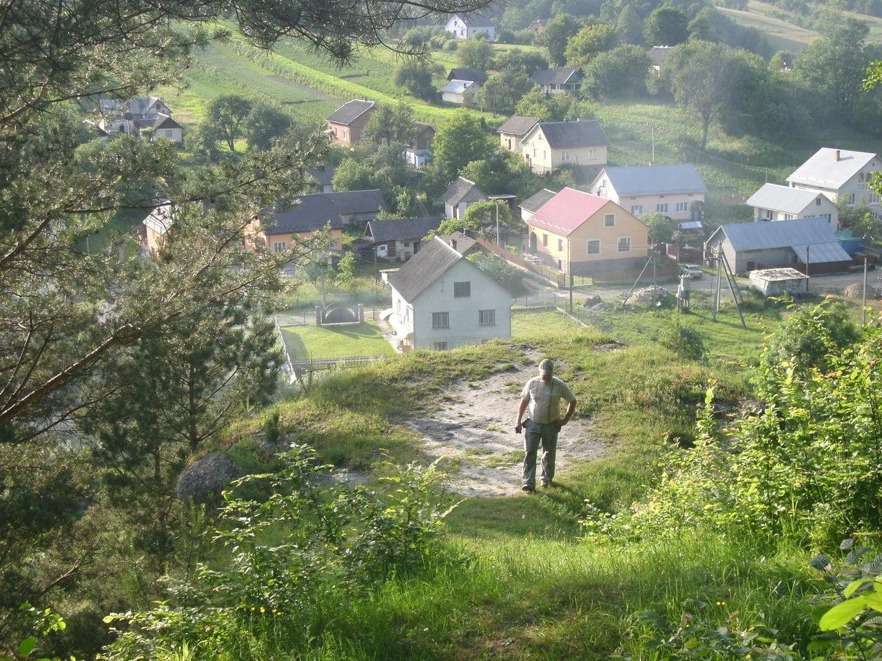 стольское городище