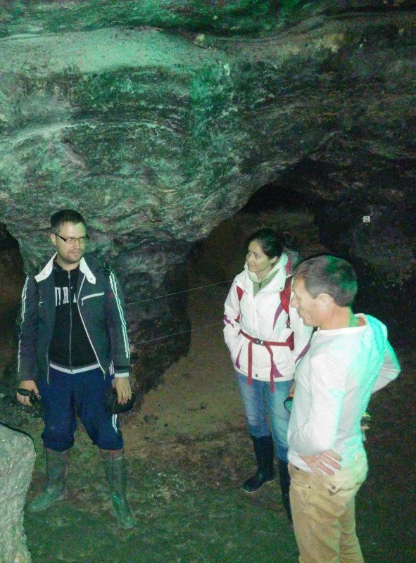 Пещера Вертеба на Тернопольщине