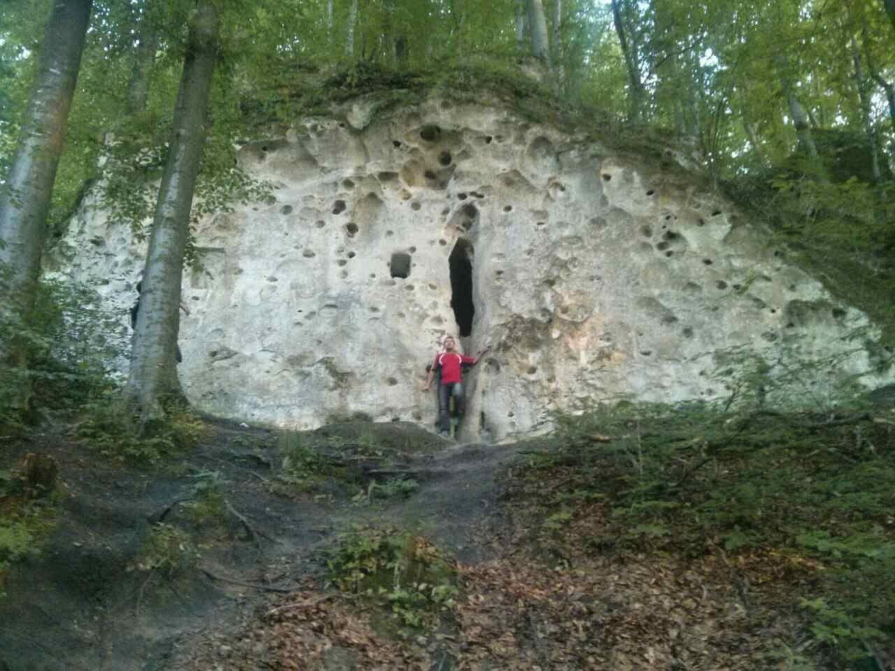 иловское древнеславянское святилище