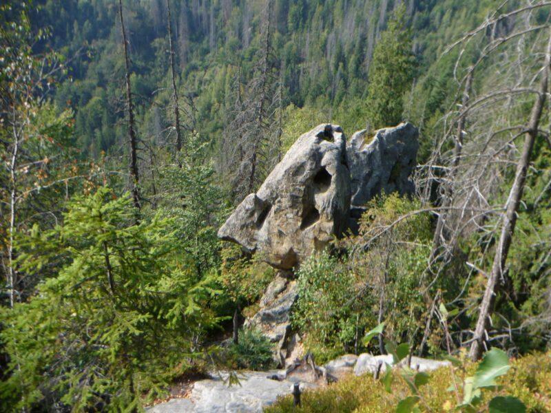 Сокольская скала
