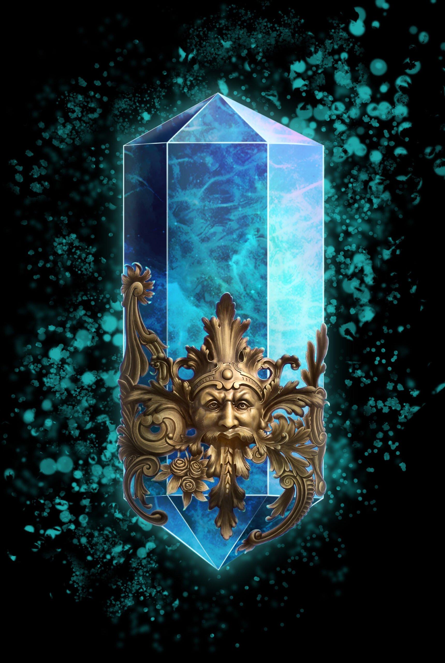 Магический камень