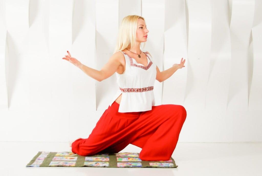Славянская йога