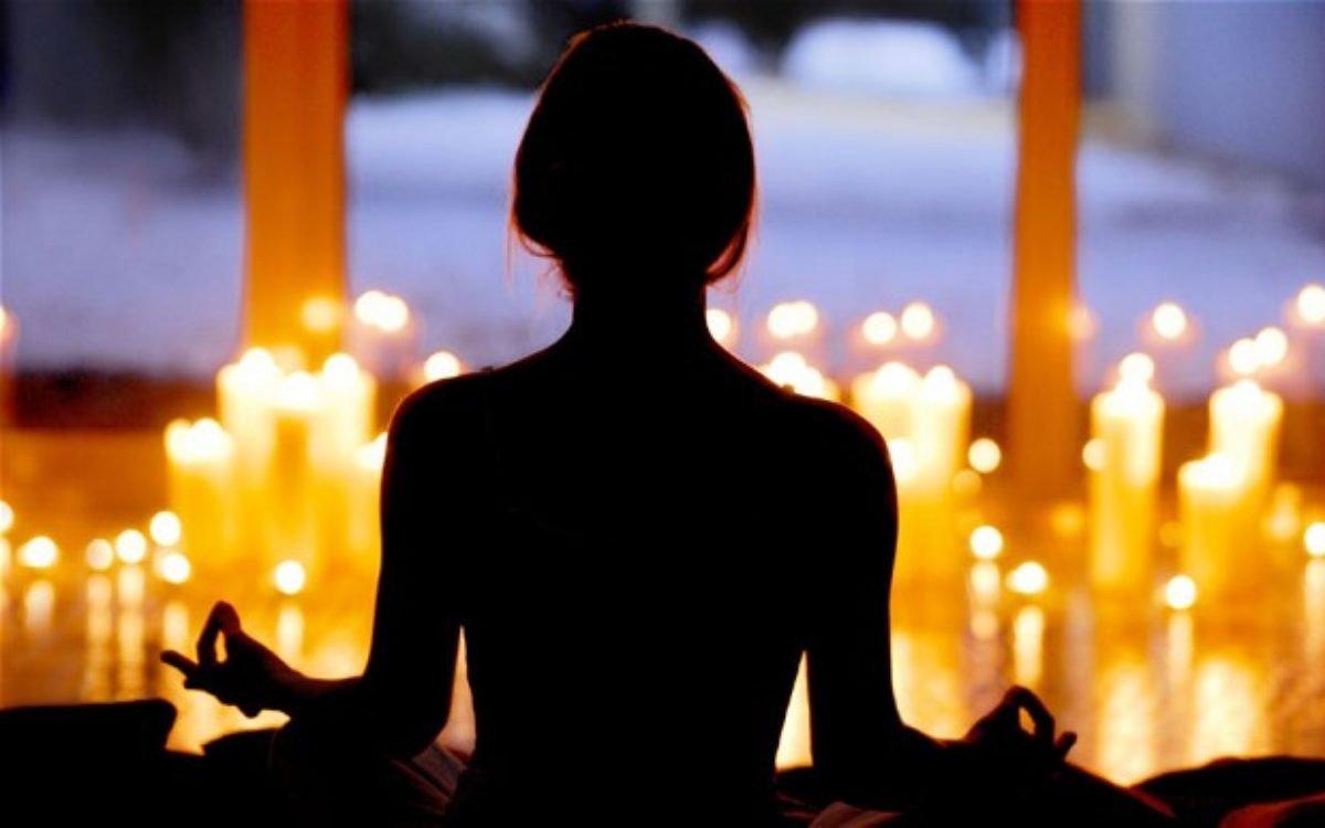 Тратака - суть медитации