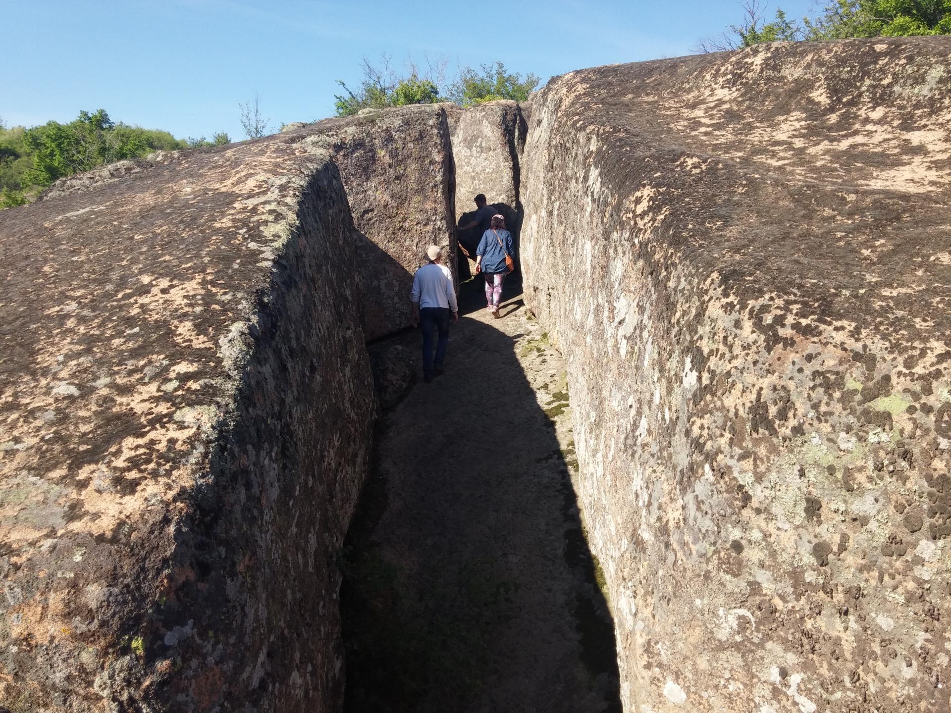 арбузинский каньон лабиринт