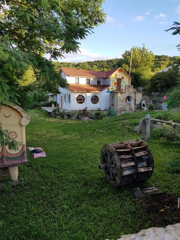 село буша
