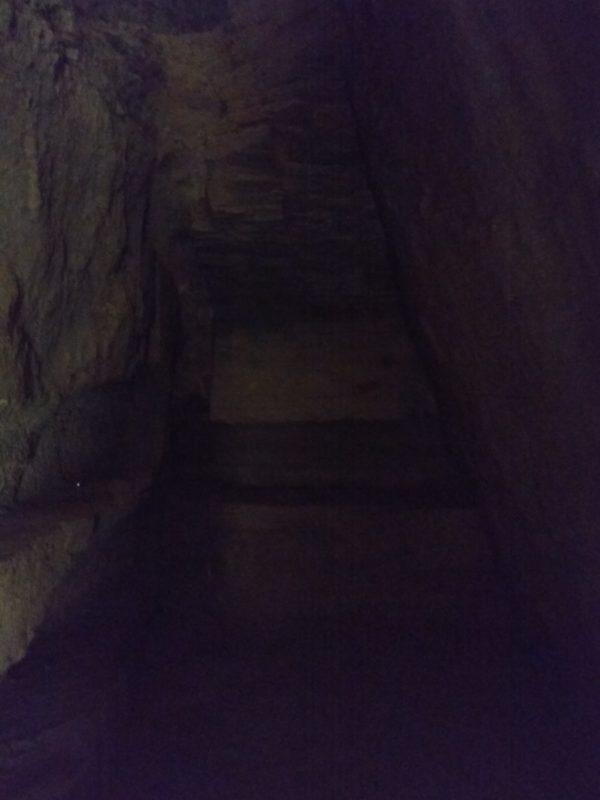 скальный храм в буше