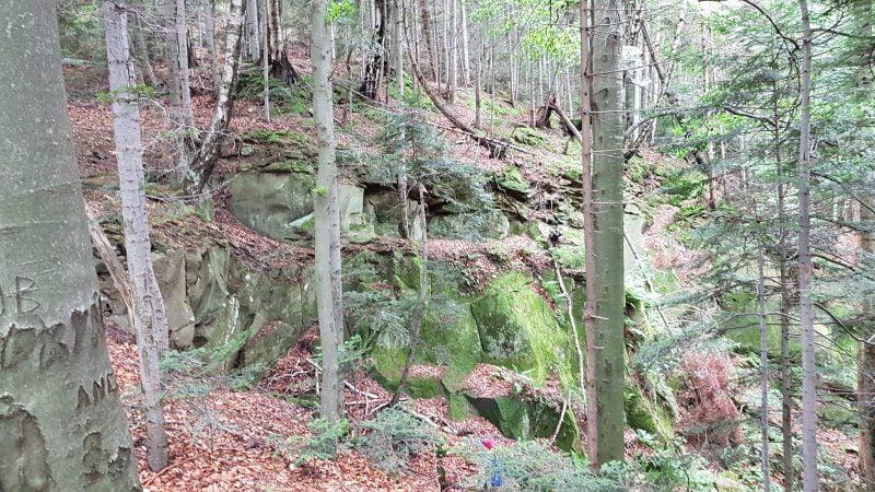 каменоломня на страгоре