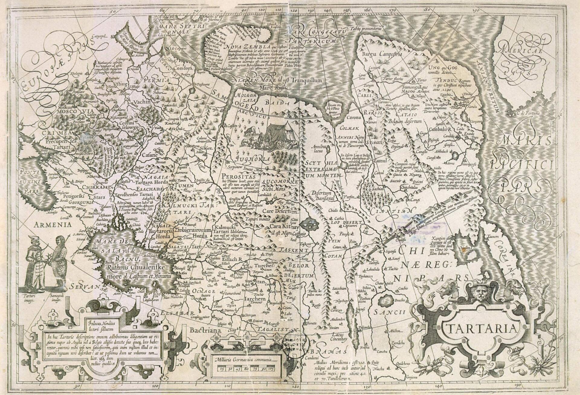 КартаТартарииЙодокуса Хондиуса