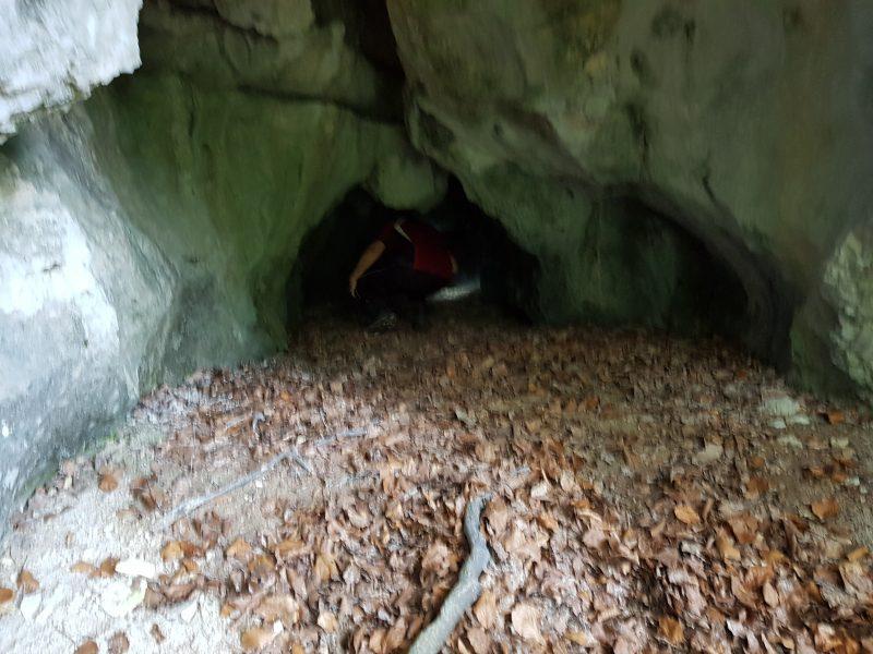 древние пещеры закарпатья