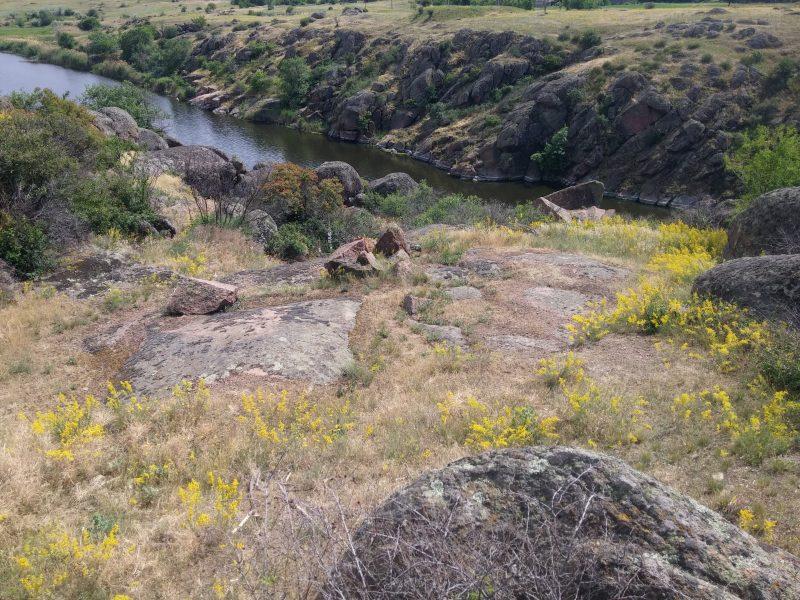 токовский каньон