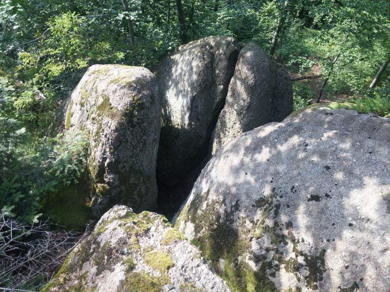 Святилище села Багна