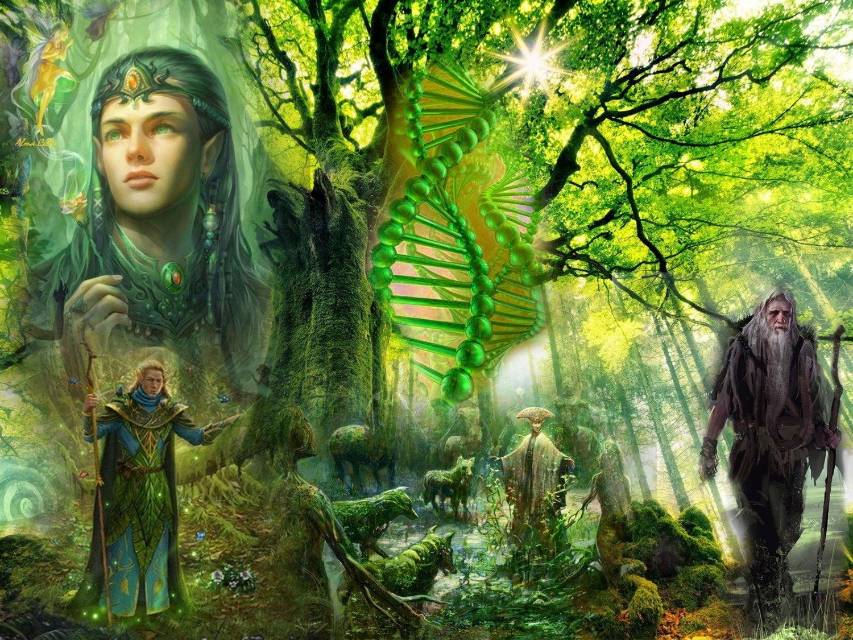 Духовный мир Кельтов