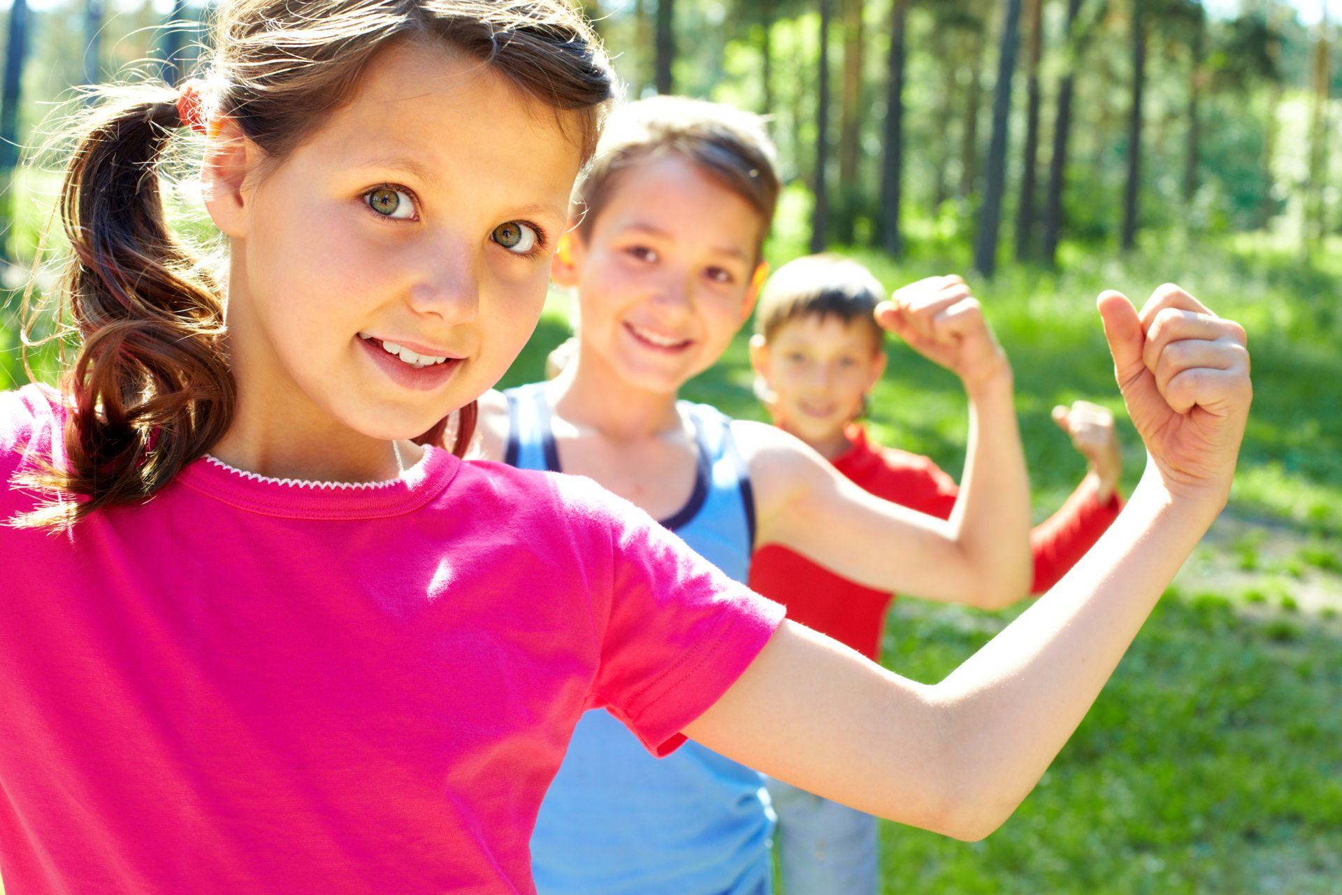 формирование здоровья ребенка