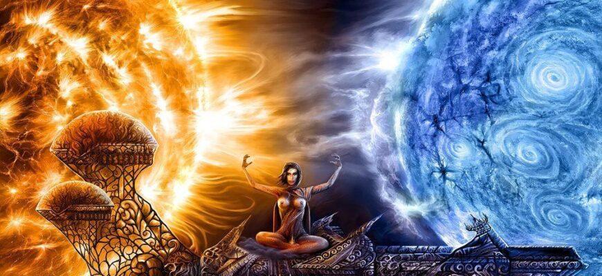 Лунная и Солнечная энергии