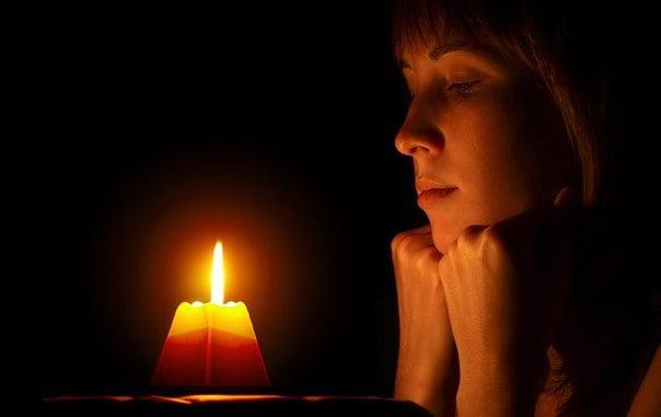 Восстановление зрения свечой