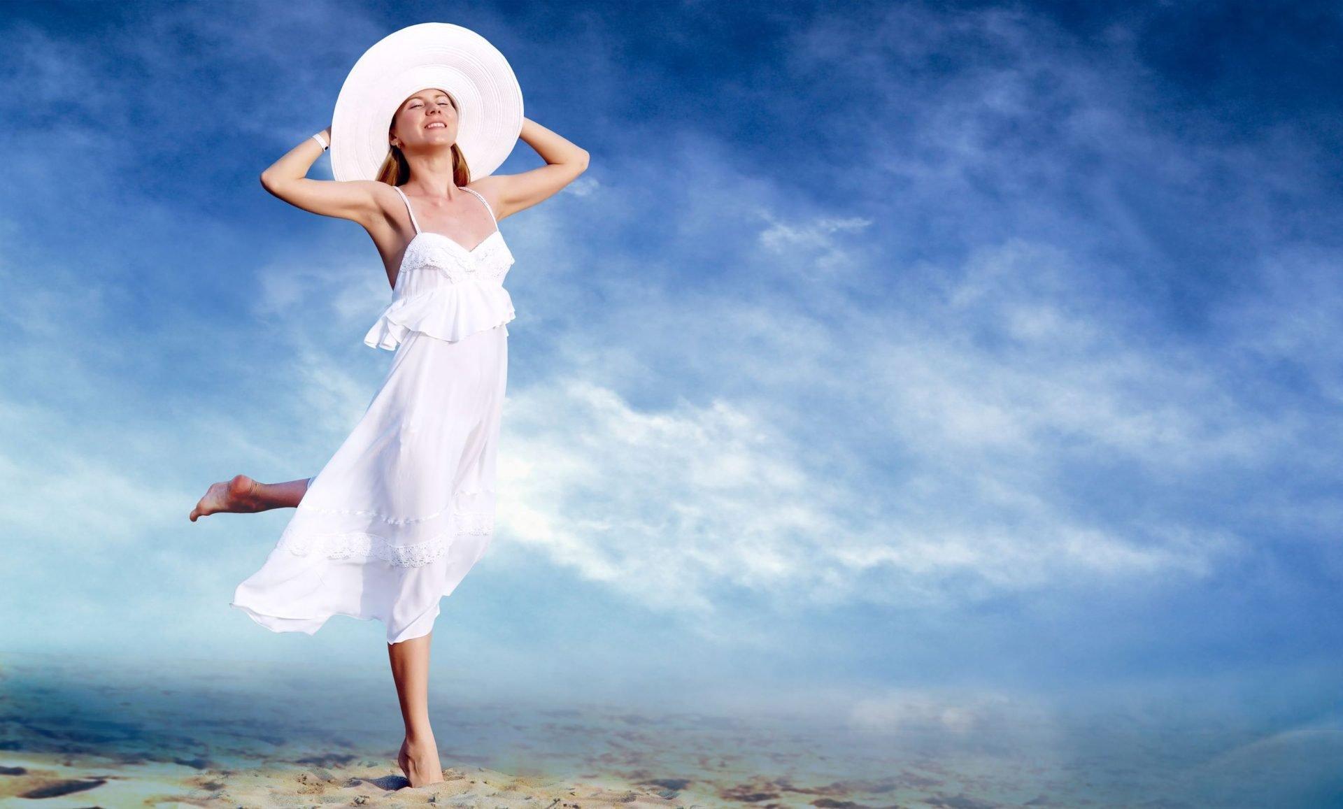 Живот - генератор энергии женщины