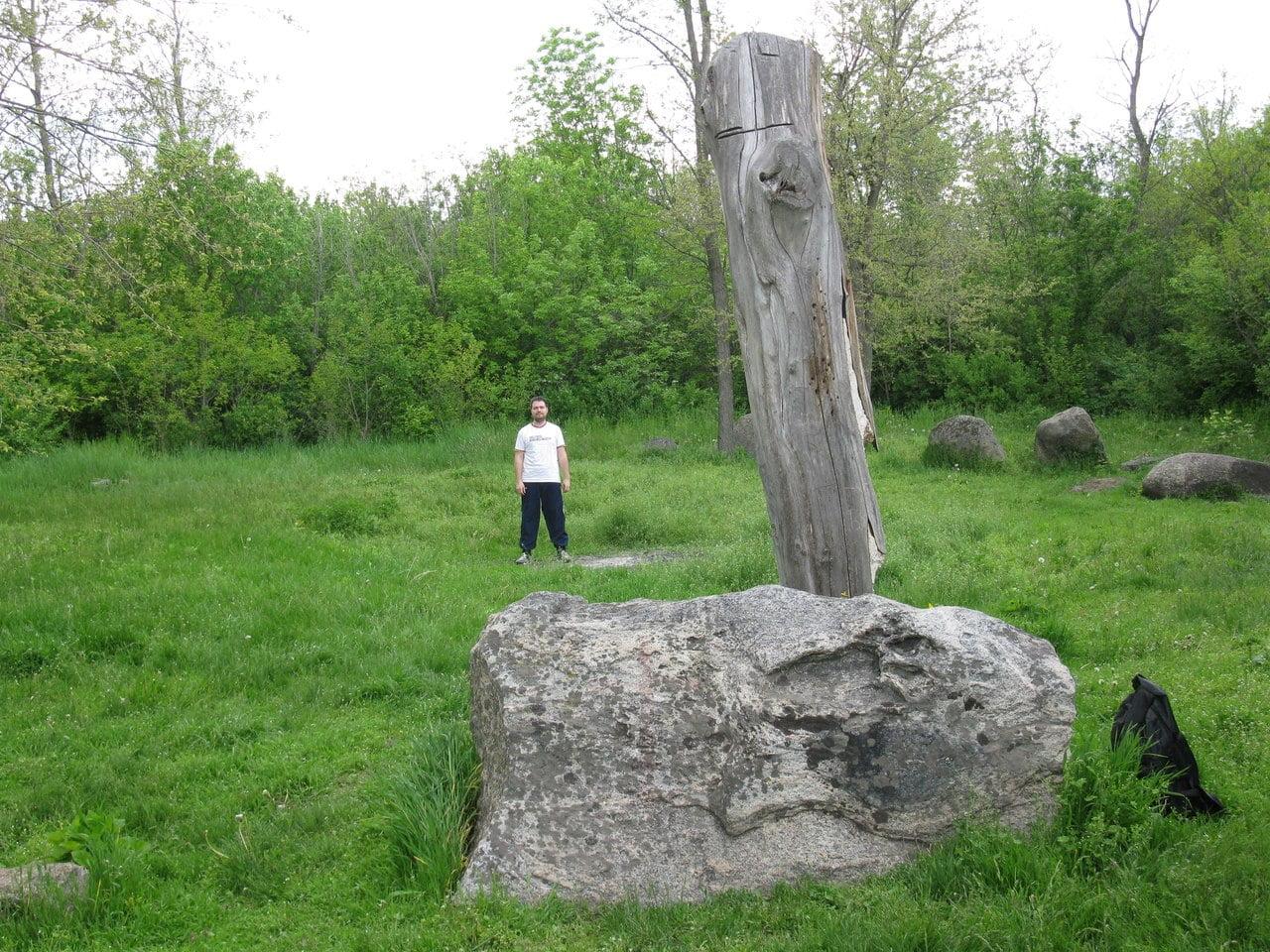 камень следовик никольское на днепре