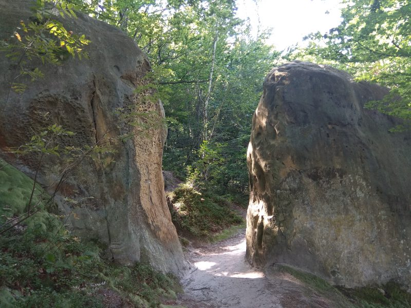 Пещерный монастырь Розгирче