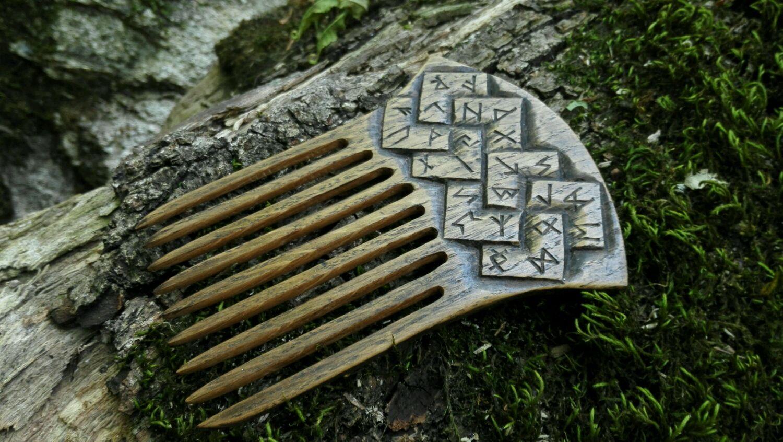 Магия деревянного гребня