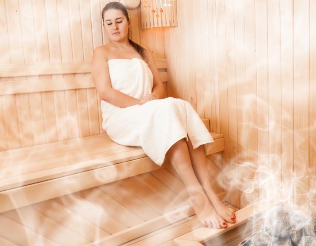 воздух в бане