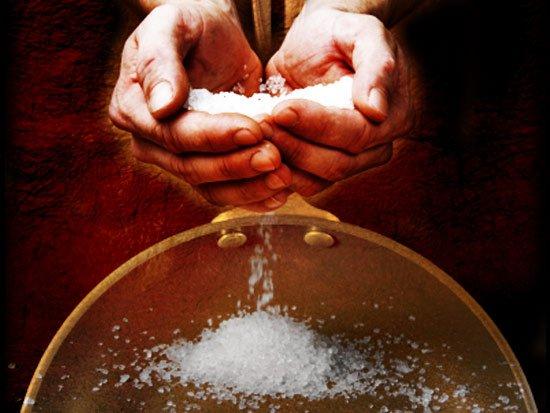 Магия соли