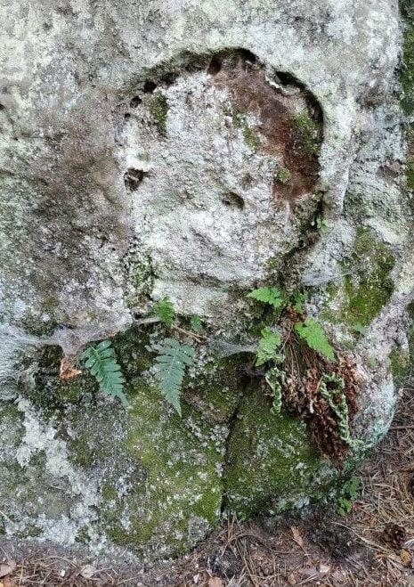 Сакральность Камней-Следовиков