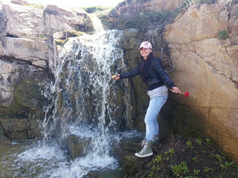водопад запорожской области