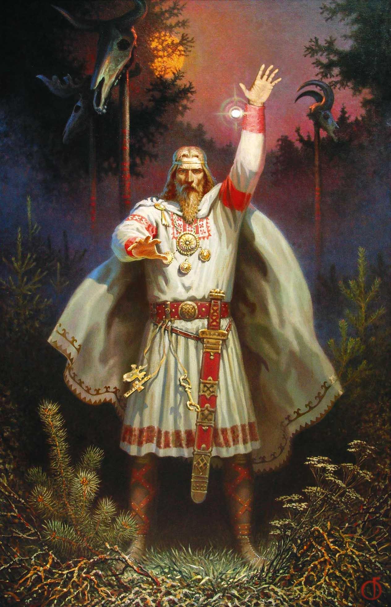 Славянские волхвы